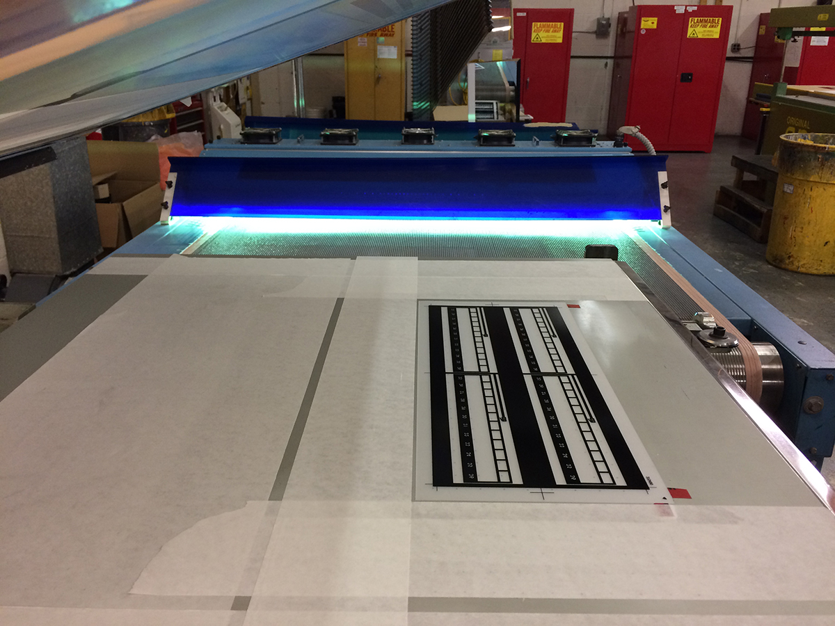 Screen Printing Amp Color Matching Nu Art Graphics