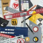 Custom-Made Industrial Decals and Overlays Shipped Locally and Nationwide