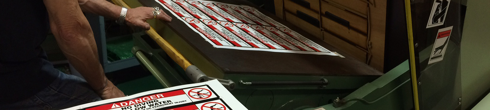 Custom Decals - All In-House Production from Nu-Art Graphics
