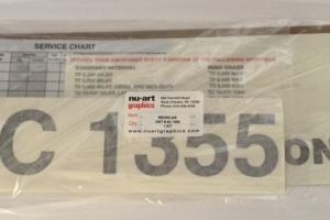 Decal Kit (packaged)